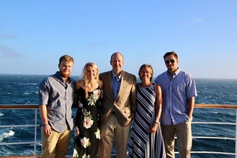 Olivia Family Photo